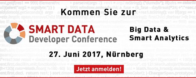 SMART DATA Developer Conference 2017